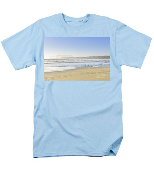 Coast of Pacific ocean on Vancouver Island T-Shirt by Elena Elisseeva