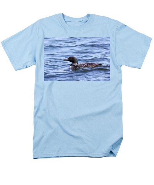 Common Loon Men's T-Shirt  (Regular Fit) by Teresa Zieba