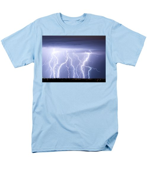Crazy Skies T-Shirt by James BO  Insogna