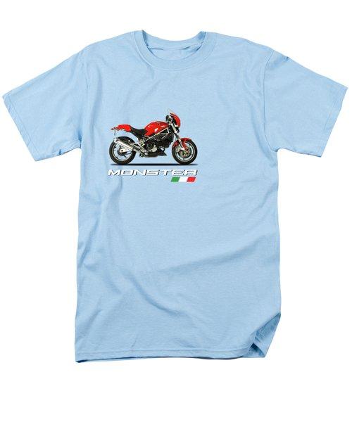Ducati Monster S4 Sps Men's T-Shirt  (Regular Fit) by Mark Rogan