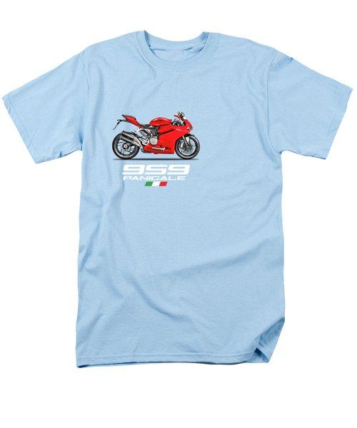 Ducati Panigale 959 Men's T-Shirt  (Regular Fit) by Mark Rogan