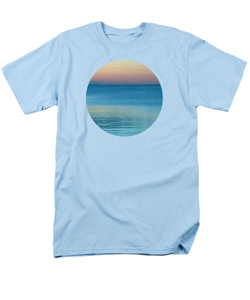 Evening At The Lake Men's T-Shirt  (Regular Fit) by Mary Wolf