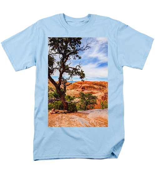 Framed Arch T-Shirt by Chad Dutson
