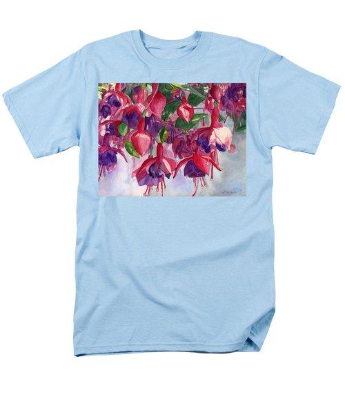 Fuchsia Frenzy T-Shirt by Lynne Reichhart