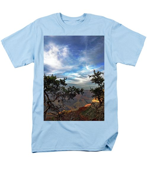Grand Canyon No. 4 Men's T-Shirt  (Regular Fit) by Sandy Taylor