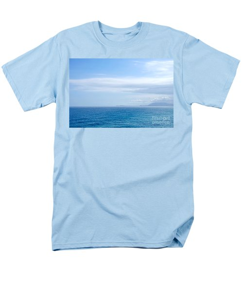 Hazy Ocean View T-Shirt by Kaye Menner