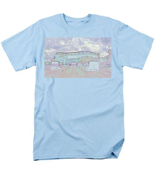 Invesco Field T-Shirt by Lenore Senior