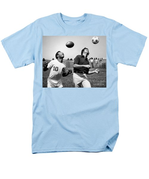 Joe Namath (1943- ) Men's T-Shirt  (Regular Fit) by Granger
