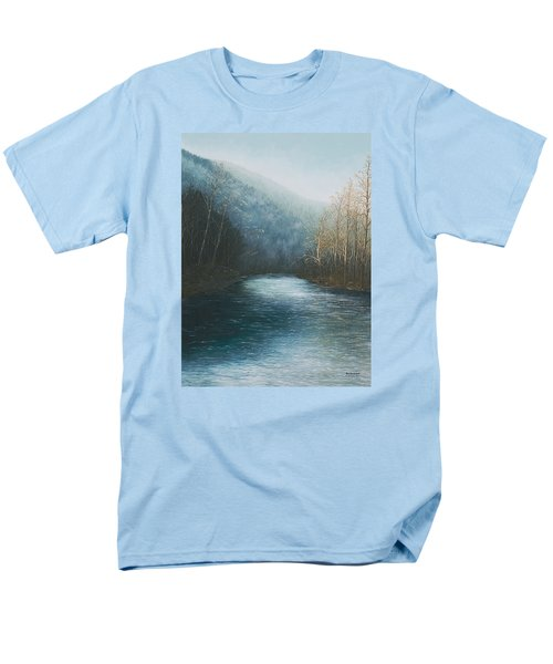 Little Buffalo River T-Shirt by Mary Ann King