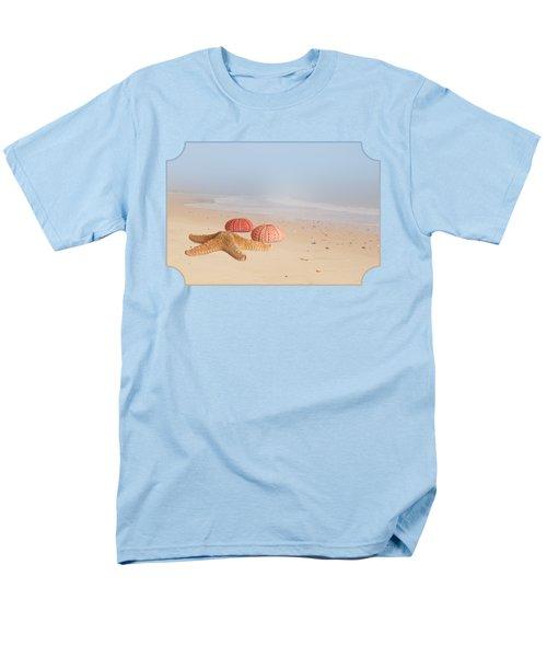 Memories Of Summer Men's T-Shirt  (Regular Fit) by Gill Billington
