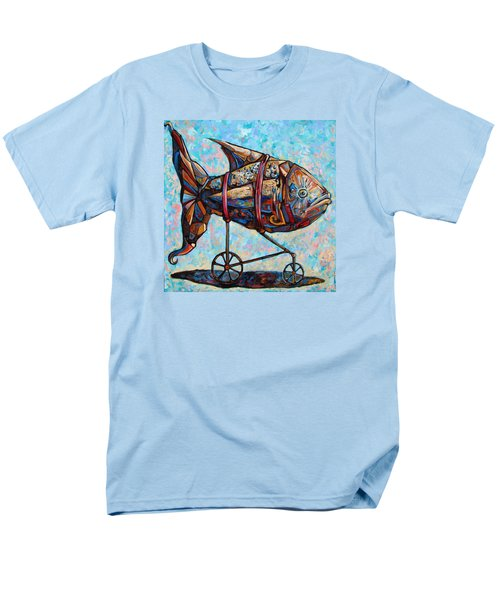On the conquer for land T-Shirt by Darwin Leon