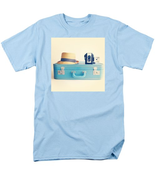 On The Road Men's T-Shirt  (Regular Fit) by Colleen VT