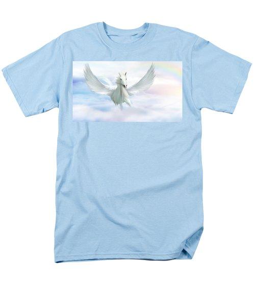 Pegasus Men's T-Shirt  (Regular Fit) by John Edwards