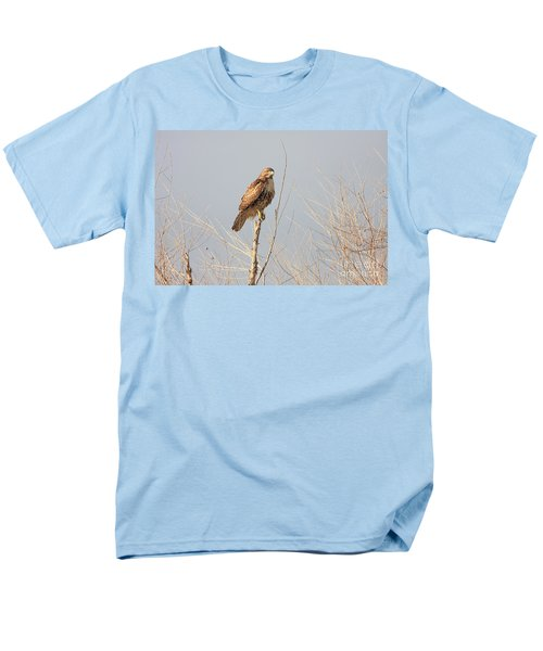 Red Tailed Hawk 20100101-5 T-Shirt by Wingsdomain Art and Photography