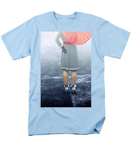red umbrella T-Shirt by Joana Kruse