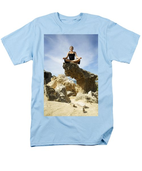 Rocky Yoga T-Shirt by Kicka Witte - Printscapes