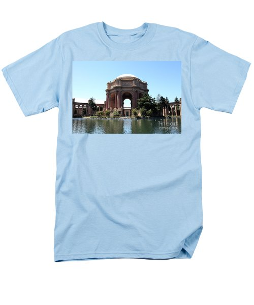 San Francisco Palace of Fine Arts - 5D18107 T-Shirt by Wingsdomain Art and Photography