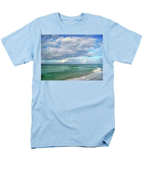 Sea and Sky - Florida T-Shirt by Sandy Keeton