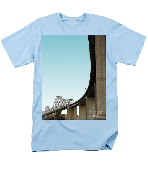 The Old Carquinez Bridge . 7D8832 T-Shirt by Wingsdomain Art and Photography