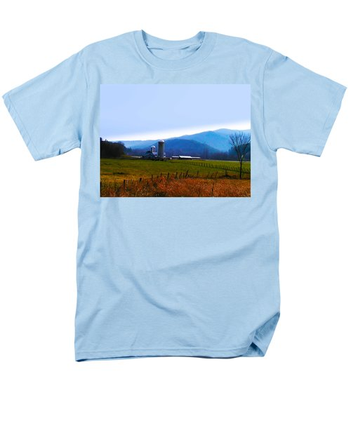 Vermont Farm T-Shirt by Bill Cannon