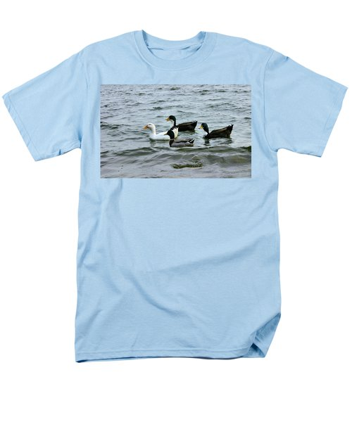 Yak Yak Yak One In Every Crowd Men's T-Shirt  (Regular Fit) by Kristin Elmquist