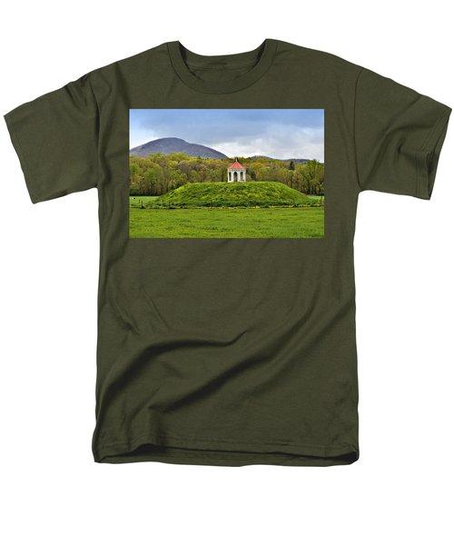 Nacoochee Indian Mound T-Shirt by Susan Leggett