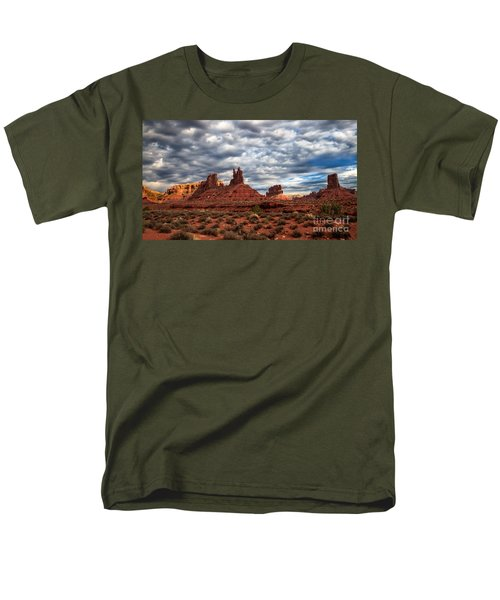 Valley Of The Gods II T-Shirt by Robert Bales