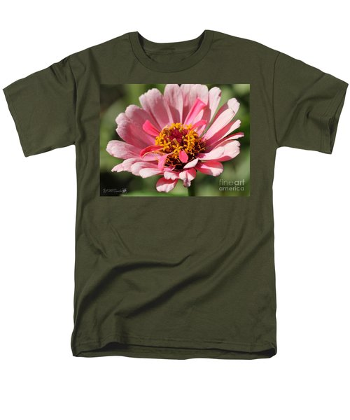 Zinnia from the Whirlygig Mix T-Shirt by J McCombie