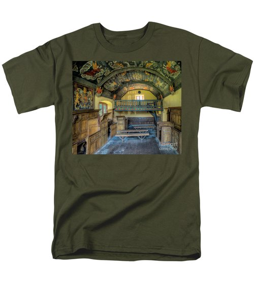 17th Century Chapel T-Shirt by Adrian Evans