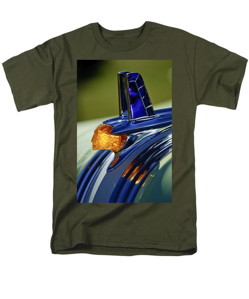 1953 Pontiac Hood Ornament 3 T-Shirt by Jill Reger