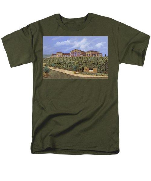 monte de Oro T-Shirt by Guido Borelli