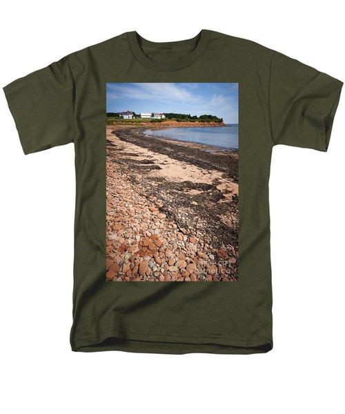 Prince Edward Island coastline T-Shirt by Elena Elisseeva