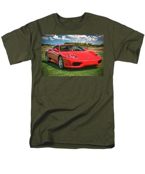 2001 Ferrari 360 Modena T-Shirt by Sebastian Musial