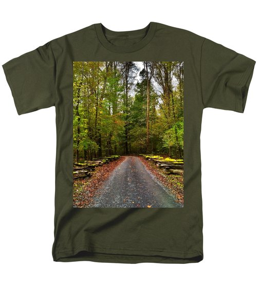 Great Smoky Mountains T-Shirt by Janice Spivey