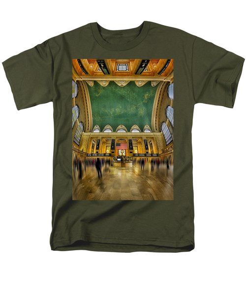 A Central View T-Shirt by Susan Candelario