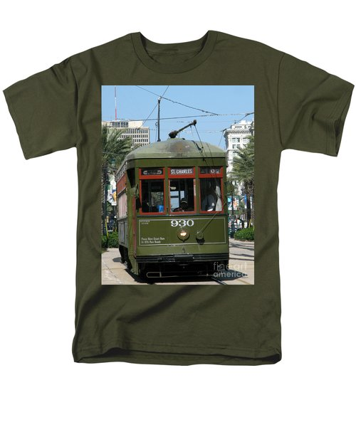 A Streetcar Named Something Else T-Shirt by Olivier Le Queinec