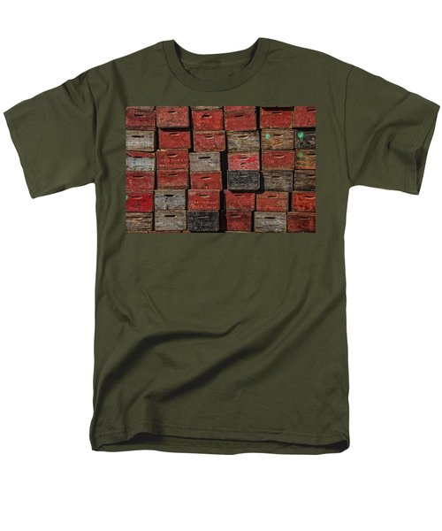 Apple Crates T-Shirt by Garry Gay