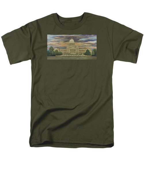 Arkansas State Capitol T-Shirt by Mary Ann King
