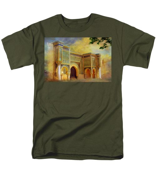 Bab Mansur T-Shirt by Catf