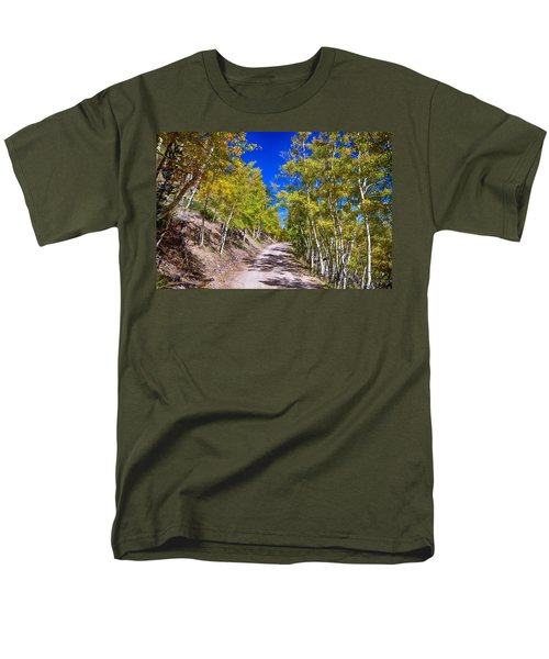 Back Country Road Take Me Home Colorado T-Shirt by James BO  Insogna