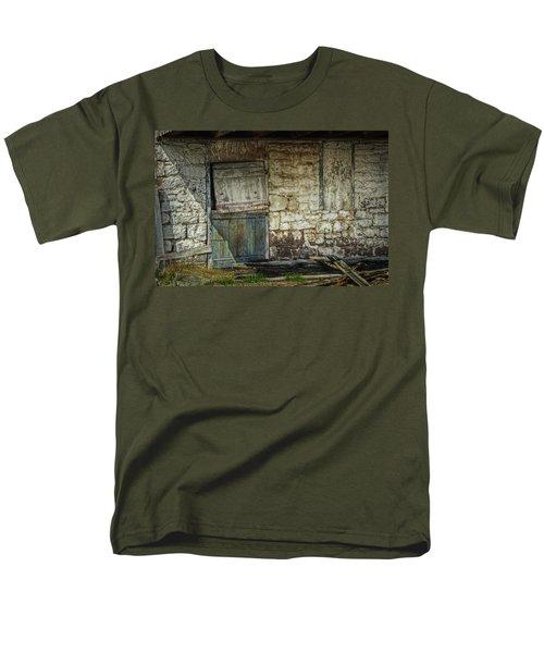 Barn Door T-Shirt by Joan Carroll