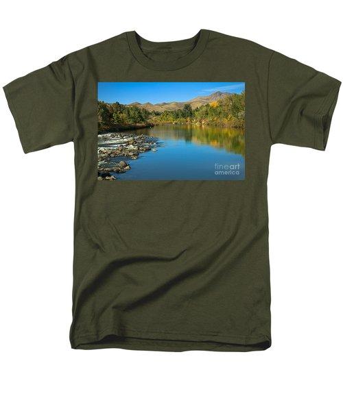 Beautiful Payette River T-Shirt by Robert Bales