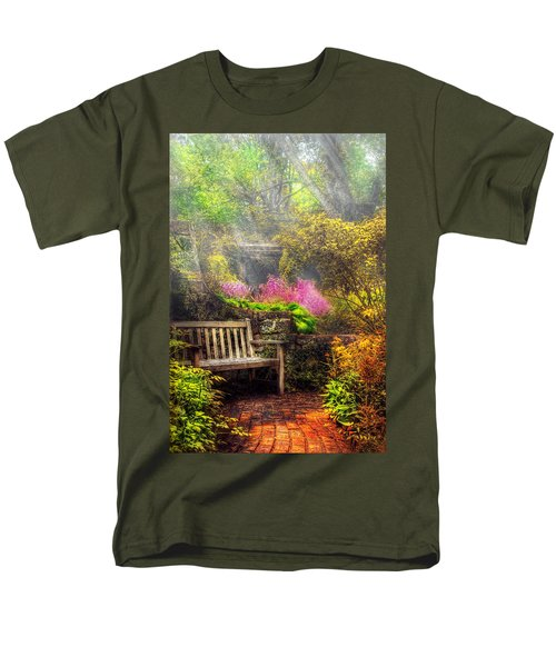 Bench - Tranquility II T-Shirt by Mike Savad