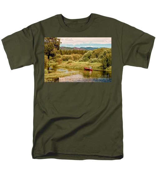 Bend/Sunriver Thousand Trails T-Shirt by  Bob and Nadine Johnston
