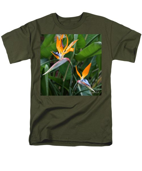 Bird of Paradise T-Shirt by Carol Groenen