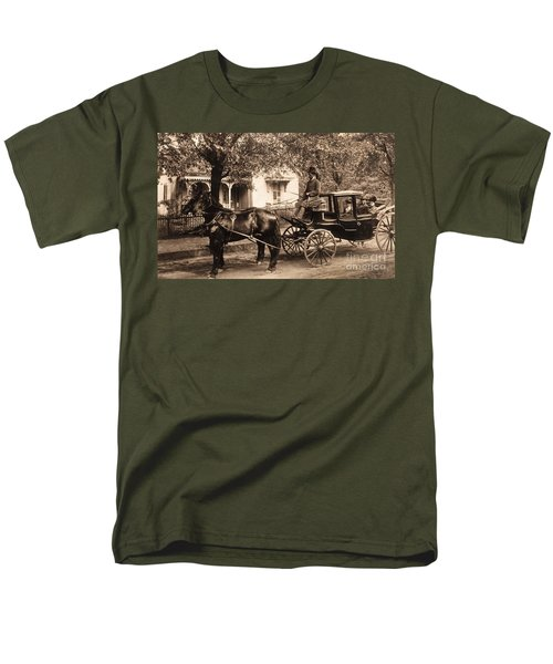 Black family in buggy T-Shirt by Paul W Faust -  Impressions of Light