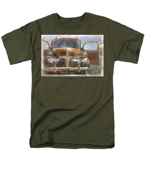 Bonnie And Clyde T-Shirt by Debra and Dave Vanderlaan