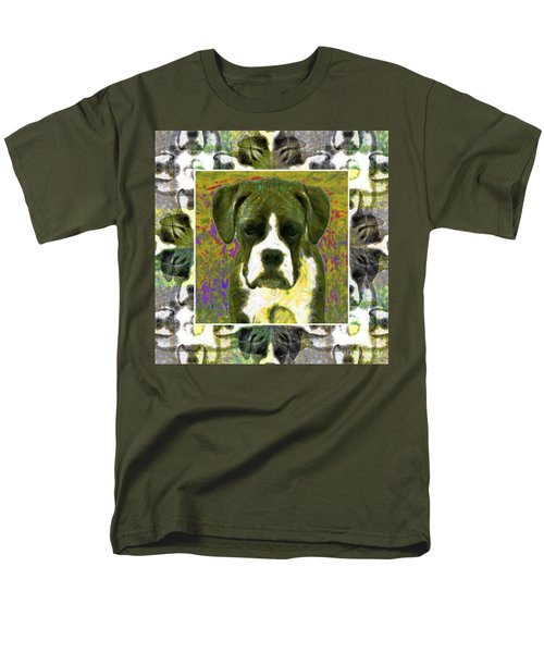 Boxer Dog 20130126 T-Shirt by Wingsdomain Art and Photography