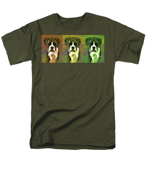 Boxer Three 20130126 T-Shirt by Wingsdomain Art and Photography