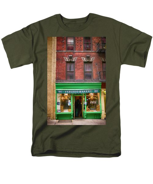 Bread store New York City T-Shirt by Garry Gay